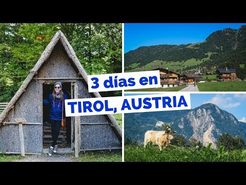 Visitando Alpbachtal en Tirol, Austria Guía Turística