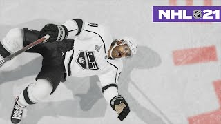 NHL 21 BE A PRO #38 *NOT LIKE THIS?!*