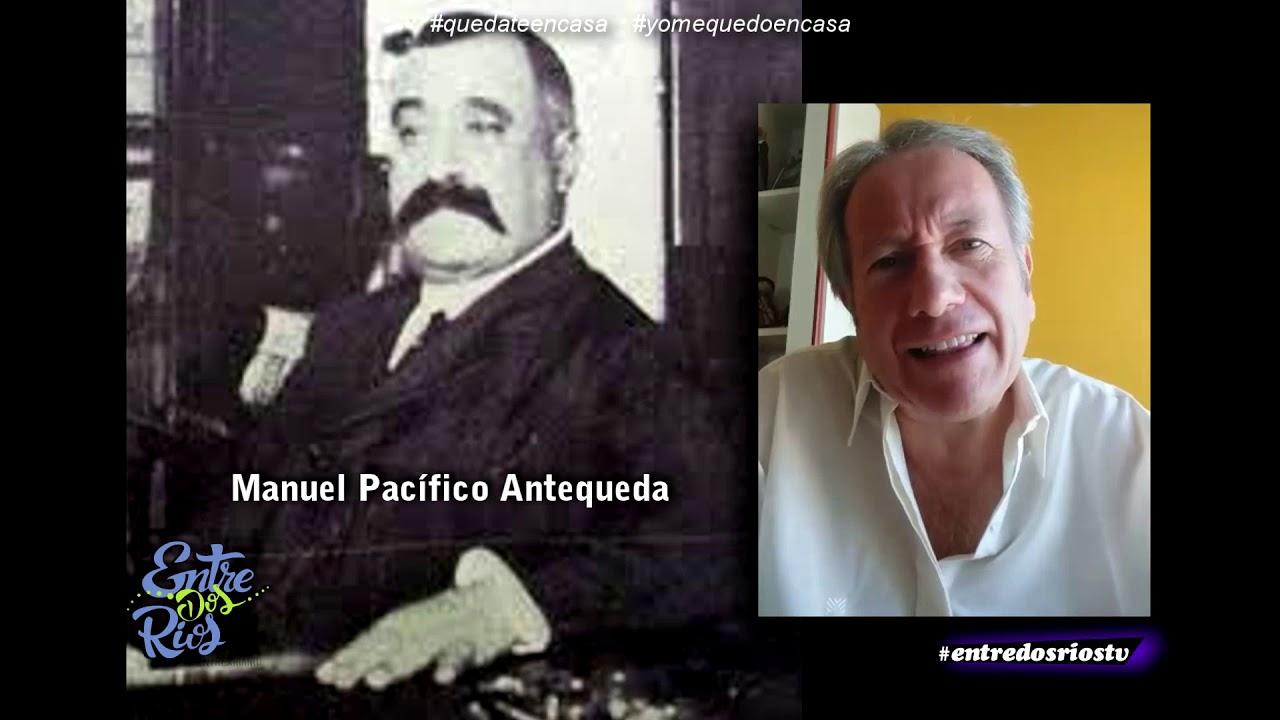 NUESTRO ADN, NUESTRA HISTORIA - Manuel Pacífico Antequeda