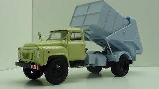 Обзор мусоровоз 53м(53) SSM