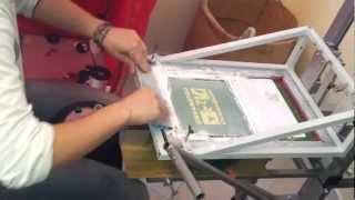Станок для печати на воздушных шарах РПШ(Ручной станок для печати на воздушных шарах РПШ имеет металлический каркас и механизма поднятия шелкотраф..., 2013-03-11T19:46:57.000Z)