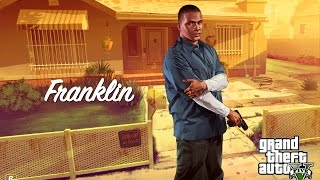 GTA V PC - FPS Gameplay as Franklin (HD)