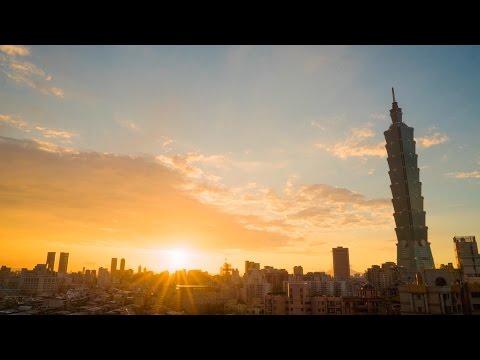 2016 Taiwan Timelapse Compilation - Taipei, Alishan, Puli
