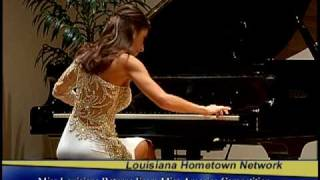 Miss Louisiana Returns From Miss America Pageant