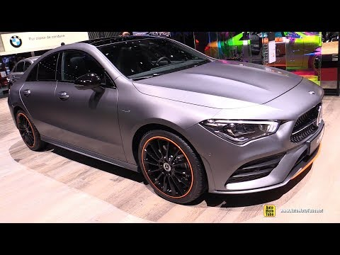 2019 Mercedes CLA 200 Coupe - Exterior and Interior Walkaround - 2019 Geneva Motor Show