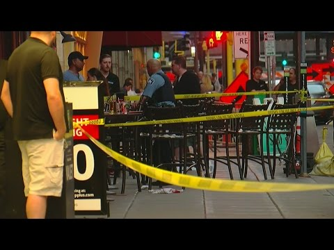 Police: Innocent Bystander Injured In Downtown Minneapolis Shooting