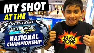My Shot at the Beyblade Burst World Tour Championship (Part 1)