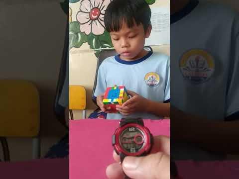 Rubik 7nhân7 tiểu học lái thiêu