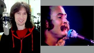 British guitarist analyses Crosby, Stills, Nash AND Young flying the FREAK flag!