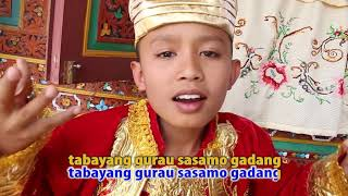ZAKY EDRA-SARIBU MINANG