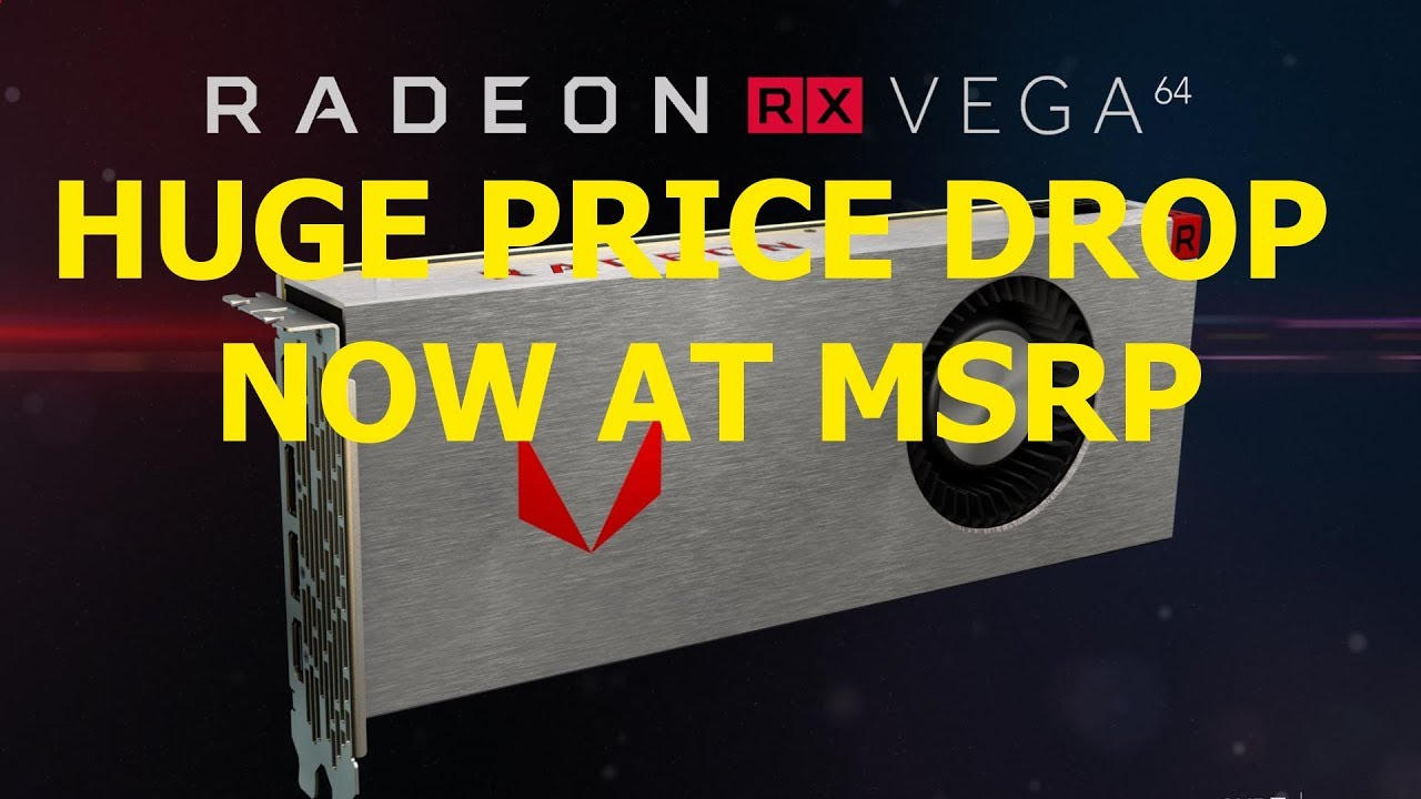 SHOULD YOU BUY A GTX 1070 TI? AMD GPU PRICES HAS DROP! RX VEGA AND RX 580  PRICES HAVE STABILIZED!
