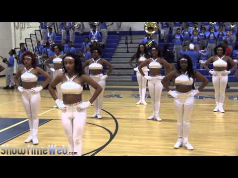 McKinley High Marching Band and Pantherettes - 2016 McKinley High BOTB
