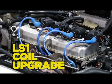 LS1 Ignition Coil Conversion (2SEXY)