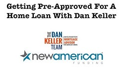 The Two-Step Process For Getting Pre-Approved For A Home Loan With Dan Keller