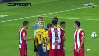 жирона Атлетико Мадрид 2-2 Обзор HD Чемпионат Испании 1 тур