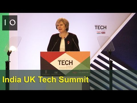 India UK Tech Summit: Prime Minister's speech in full