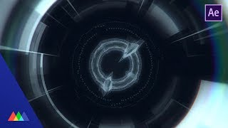 Using Polar Coordinates in After Effects