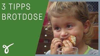 3 Tipps: Was gehört bei meinem Kind in die Brotdose? | Gerne Gesund mit Dr. Christina Steinbach