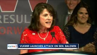PolitiFact Wisconsin: Vukmir claims Baldwin doesn't want the Pledge said in class