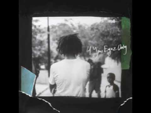 J. Cole - 4 Your Eyez Only - 08 Foldin' Clothes [CLEAN]