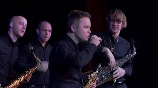 """Csárdás"" From our show ""Sax Voyage"" Music by Vittorio Monti Like u..."