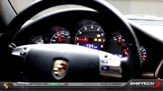 Reprogrammation moteur - Porsche 997 Turbo 3.6i 480hp @ 560hp Stage 2 - Incredible Milltek sound HD