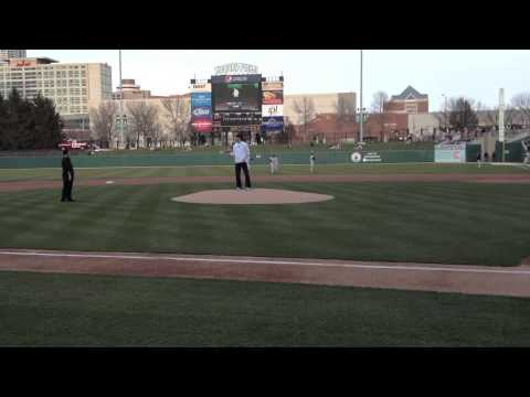 1st Pitch Indy Indians: Andrew Smith