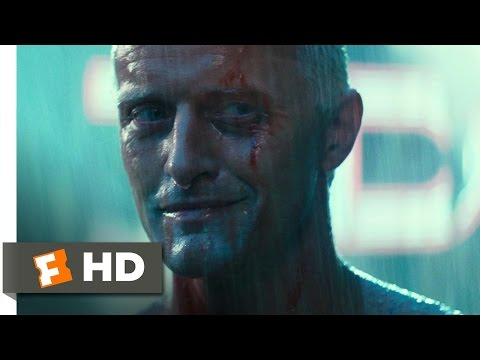 Tears in the Rain - Blade Runner (9/10) Movie CLIP (1982) HD