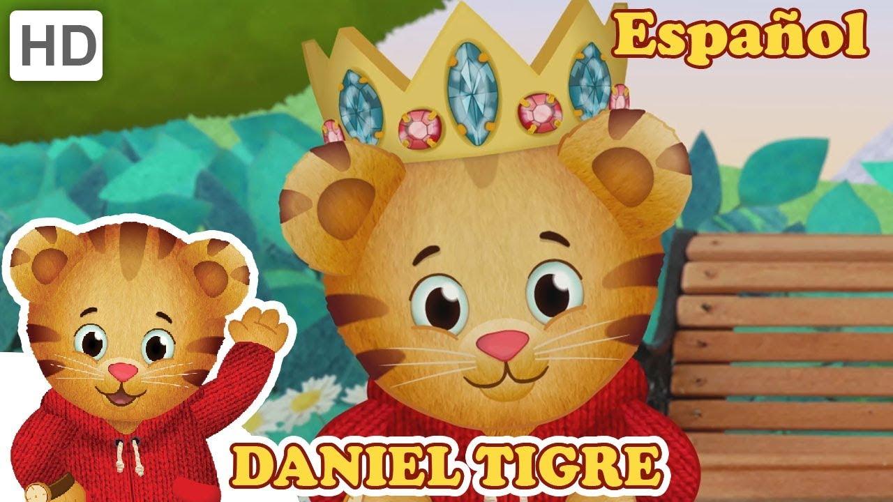 Daniel Tigre en Español – Aventuras en el Castillo - YouTube