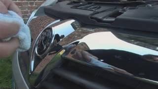 How To Polish Off Chrome On A Car