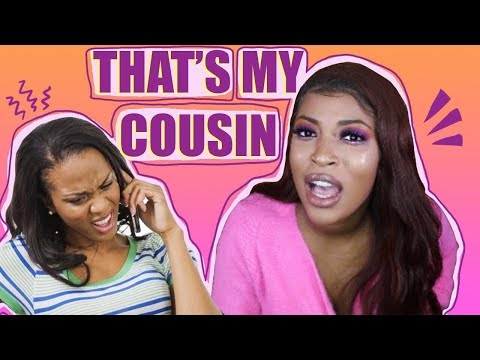 i dating my cousin