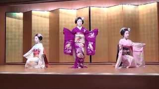 Video Japan - Traditional Geisha Dance download MP3, 3GP, MP4, WEBM, AVI, FLV Oktober 2018