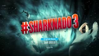 Sharknado 3 – David Hasselhoff – #Hoffnado – Syfy