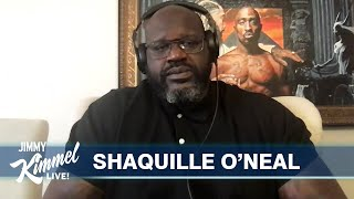 Shaquille O'Neal on George Floyd, Discrimination & Talking to His Sons