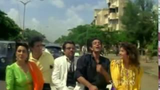Bombay Bombay - Sunny Deol - Sanjay Dutt - Krodh - Mohd Aziz - Laxmikant Pyarelal - Hindi Song
