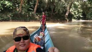The Journey To Iban Longhouse