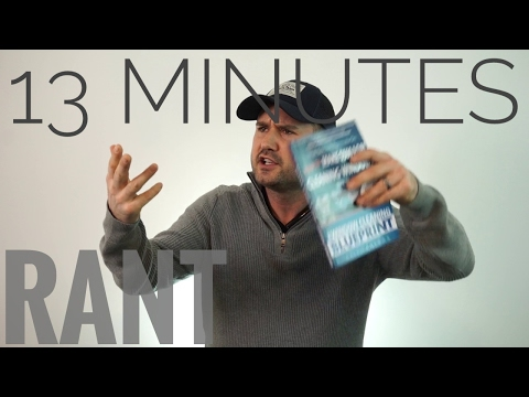 """13 Minute """"RANT"""" about What it's Like Being a New Small Business Owner - Window Cleaning Business"""