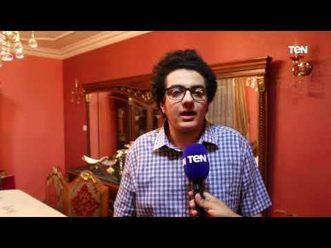الطالب أحمد هشام  الأول  مكرر على الثانوية العامة علمي علوم: الصعيد بها مواهب   وأسرتي سبب في نجاحي