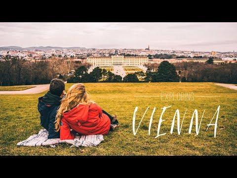 Exploring Vienna City, Austria | Christmas Time