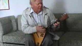 Anatole, true maestro of the balalaika!