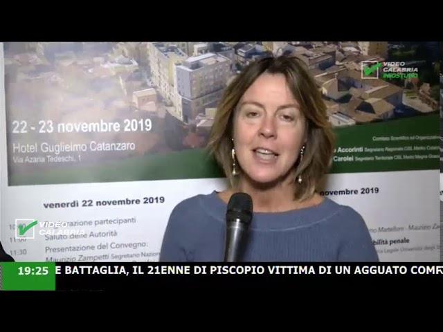 InfoStudio il telegiornale della Calabria notizie e approfondimenti - 28 Novembre 2019 ore 19.15
