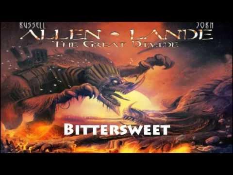 Allen & Lande - Bittersweet ( NEW 2014 'The Great Divide' album )
