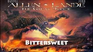 Allen & Lande - Bittersweet ( NEW 2014 'The Great Divide' album )
