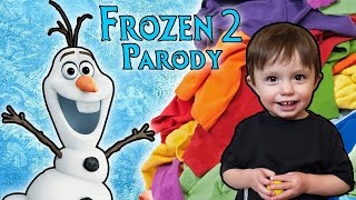 """When I'm Older"" Olaf Song  Frozen 2 Parody"