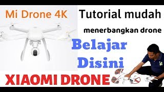 CARA MENJALANKAN DRONE XIAOMI PLAY DRONE XIAOMI