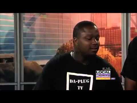 Local News 24 Memphis, TN interviews Da-Plug Tv