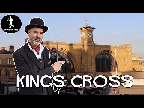 Marvellous Kings Cross - London Walking Tour