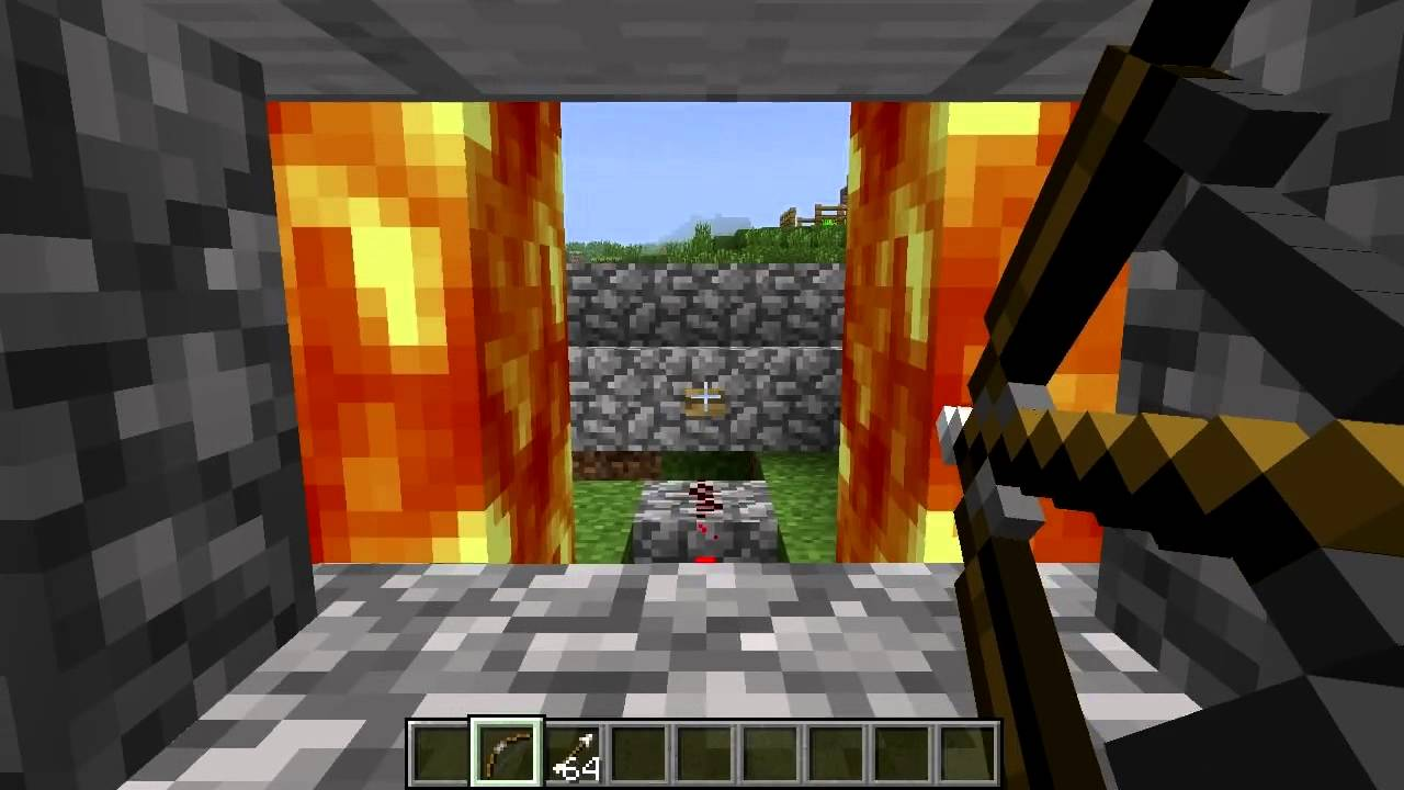 minecraft fuse box [ 1280 x 720 Pixel ]