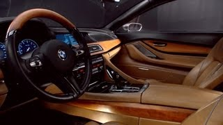 BMW Pininfarina Grand Lusso Coupé ► INTERIOR