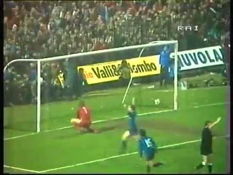 Inter - Amburgo 1-0 - Coppa U.E.F.A. 1984-85 - ottavi di finale - ritorno